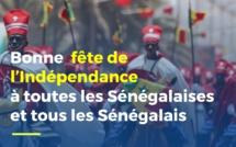Fête de l'Indépendance 2020... En Direct du Palais de la République
