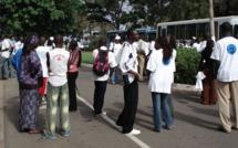 UCAD : les étudiants exigent la libération des nouveaux bacheliers en détention