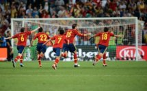 Direct-Finale Euro 2012: La Roja pulvérise l'Italie et confirme sa suprématie.