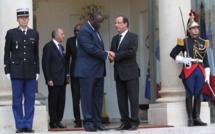 Macky Sall à l'Elysée : « aucun pays africain ne peut seul, faire face à la menace terroriste »