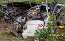 Accident sur la route de Pakao : 02 femmes tuées
