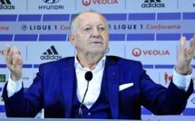 Ligue 1 : la proposition choc de Jean-Michel Aulas pour terminer la saison