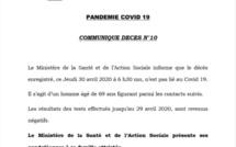 Coronavirus Sénégal - Un cas suspect décède dans un centre de confinement, le ministère explique