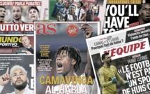 Eduardo Camavinga a pris la parole pour son avenir, Cristiano Ronaldo rentre à Turin