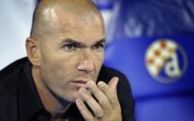 Real Madrid: Zidane chez les jeunes