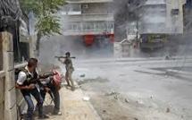 Syrie: réunion de la Ligue arabe reportée, les combats se poursuivent à Alep