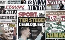 Le pire est à venir pour Manchester United, Rebondissement dans le dossier Ter Stegen au Barça
