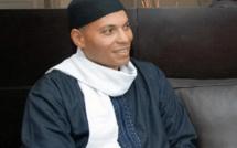 Korité 2020: Encore des voeux à distance de Karim Wade... aux Sénégalais malades du Coronavirus