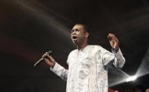 Concert de solidarité aux sinistrés: les eaux renvoient You sur scène