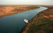 Matam : les eaux du fleuve envahissent la localité de Djamel