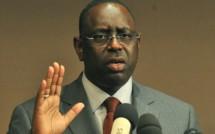 Macky Sall supprime le poste de vice-président