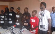 Exécution en Gambie : « Y'en a marre » prêt à se rendre chez Yaya Jammeh