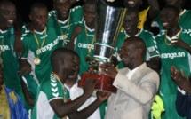 Ligue 1 nationale: le Casa champion du Sénégal pour la première fois
