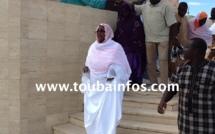 En visite à Touba, l'épouse du chef de l'Etat gagne « l'estime » et « l'amitié » du khalife des mourides