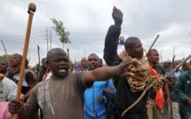 Marikana: les grévistes refusent un accord de sortie de crise