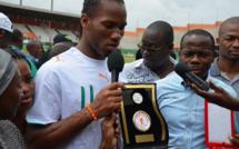 Talent d'Or : Drogba hérite du trophée de Papiss Cissé