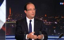 France : le président François Hollande se donne deux ans pour redresser le pays