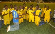 Football: HLM remporte la coupe du Sénégal et se qualifie pour la Coupe de la CAF