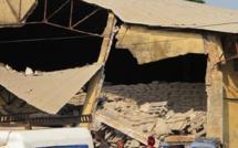 Matam : L'effondrement d'un bâtiment fait 05 blessés graves