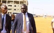 Litige foncier : le ministre Abdou Karim Fofana en médiateur à Ndingler