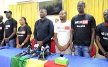 AAR LI NU BOKK/ NOO LANK mettent en garde: « Nous tiendrons le Président Macky Sall pour responsable de tout ce qui arrivera à Abdou Karim Guèye»,