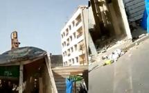 Le marché de la Gueule-Tapée démolie (Vidéo)