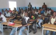 """Ouverture des classes et démarrage de la 2è session du BFEM, le ministre de l'Education, Fadel Barro et Modou Lô oeuvrent pour """"2013 zéro grève"""""""