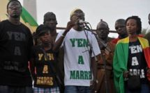 Manifestations anti Wade : Y en a marre dénonce l'oubli des autorités sur les cas des jeunes arrêtés
