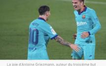 Espagne : Le Barça maintient l'écart avec le Real après son large succès à Villarreal
