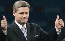 Stephen Harper, premier canadien dans nos murs : les relations économiques et la coopération au menu