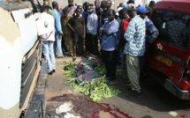 Accident sur la route de Fimela : un mort et plusieurs blessés graves