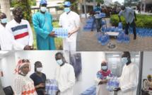 Élan de Solidarité nationale: Seo Sénégal distribue gratuitement de l'eau au Gouvernement et dans les hôpitaux (Publireportage)