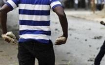 Démolition de pavillons à l'UCAD : des échauffourées entre étudiants et éléments de sécurité du COUD font un blessé grave