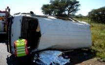 Drame sur la route de Mbirkilane : un bus se renverse et fait 02 morts et 20 blessés