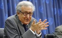 Syrie: Lakhdar Brahimi appelle les belligérants à proclamer «unilatéralement» un cessez-le feu