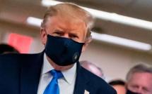 Coronavirus: Trump défend désormais le port du masque comme un geste «patriotique»