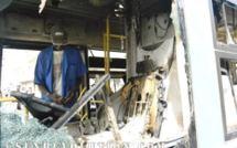 Bilan des manifestations des thiantacounes : 12 bus de Dakar Dem Dikk ruinés en 04 jours