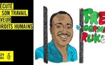 Burundi: la Cour suprême casse l'arrêt qui condamnait Germain Rukuki à 32 ans de prison