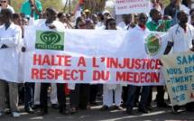 Marche nationale suivie de grève générale des syndicats de la santé ces 4 et 5 Août 2020