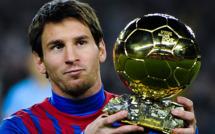 La liste des 23 nommés pour le Ballon d'Or 2012
