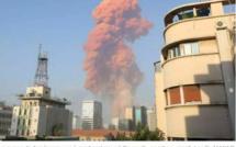 Liban: une forte explosion fait plusieurs blessés à Beyrouth (Vidéo)