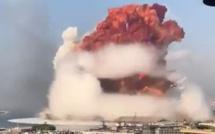 Explosions à Beyrouth : 2.750 tonnes de nitrate d'ammonium à l'origine des explosions du port