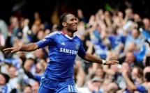 Chelsea : Didier Drogba élu meilleur joueur de l'histoire du club