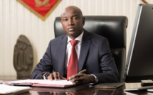 En direct la conférence de presse de Aly Ngouille Ndiaye