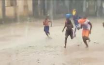 Ziguinchor - Regardez les conditions catastrophiques dans lesquelles des candidats au Cfee passent les épreuves physiques