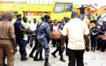 Ghana: 3 morts et 39 rescapés après l'effondrement d'un centre commercial à Accra