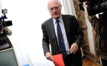 France: le rapport Jospin doit proposer une réforme de la vie politique
