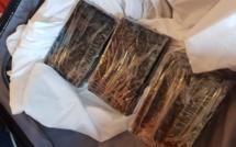 Sédhiou: 110 kilogrammes de chanvre indien saisis