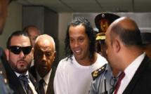 Ronaldinho libre après plus de 5 mois de détention au Paraguay
