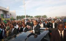 Mauritanie : le président Ould Abdel Aziz de retour à Nouakchott dans une ambiance de fête